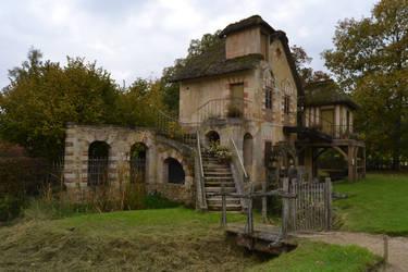 Hameau de la Reine Le Moulin by Wendybell80