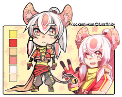 CHARACTER AUCTION - CLOSED by ookzadopts