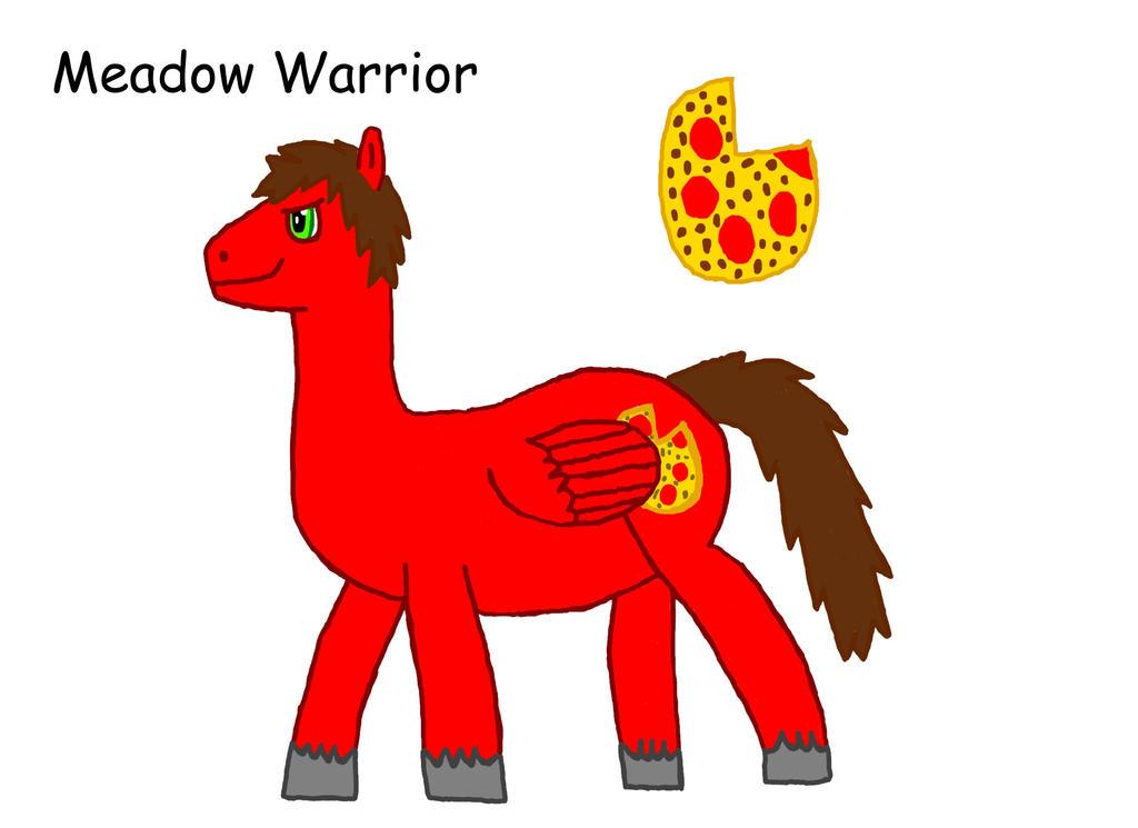 Meadow Warrior by ScarletWolf56