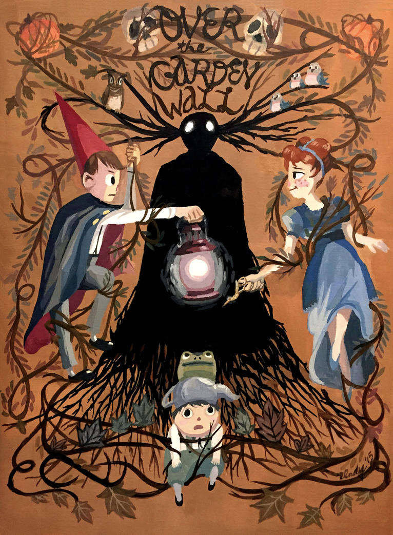 Over The Garden Wall By Chunqeesoups On Deviantart