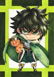Rising Shield Hero Naofumi