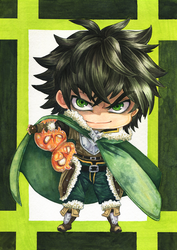 Rising Shield Hero Naofumi