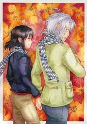 Astmit Flower Valentines Fanfare by IgaAori