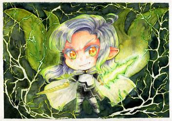 Zillion Vessel Mitt by IgaAori