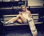 Ann and skate