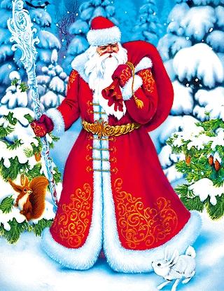 Santa by Rebel-ty