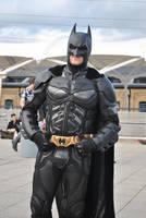 Batman cosplay by Regretable-Sweetness