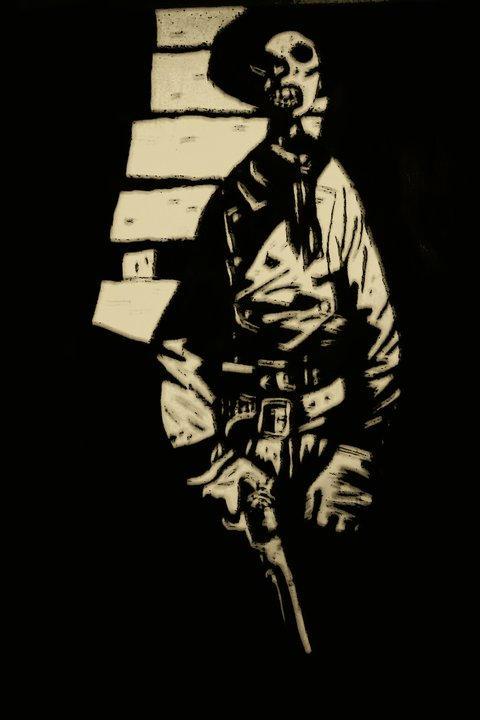 Mike Mignola Recreation By Micodenoche13 On Deviantart
