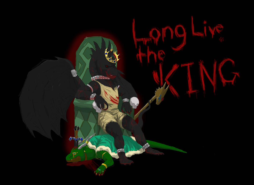 Long Live the King by seranity101