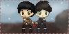 C: Linking us together -icons- by EeveeFennekinFan