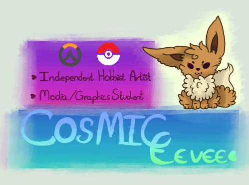 Cosmic-Eevee's Profile Picture
