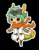 Dragonji by Cosmic-Eevee