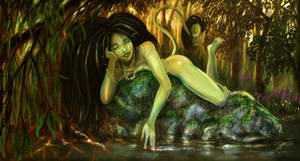 Forest of Trolls by Griatch-art