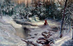 Watched Wave - Christmas Card 2012 by Griatch-art
