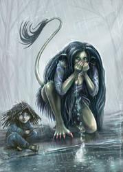 Surprise of Trolls by Griatch-art