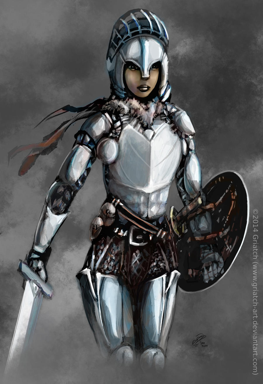 how to draw realistic armor