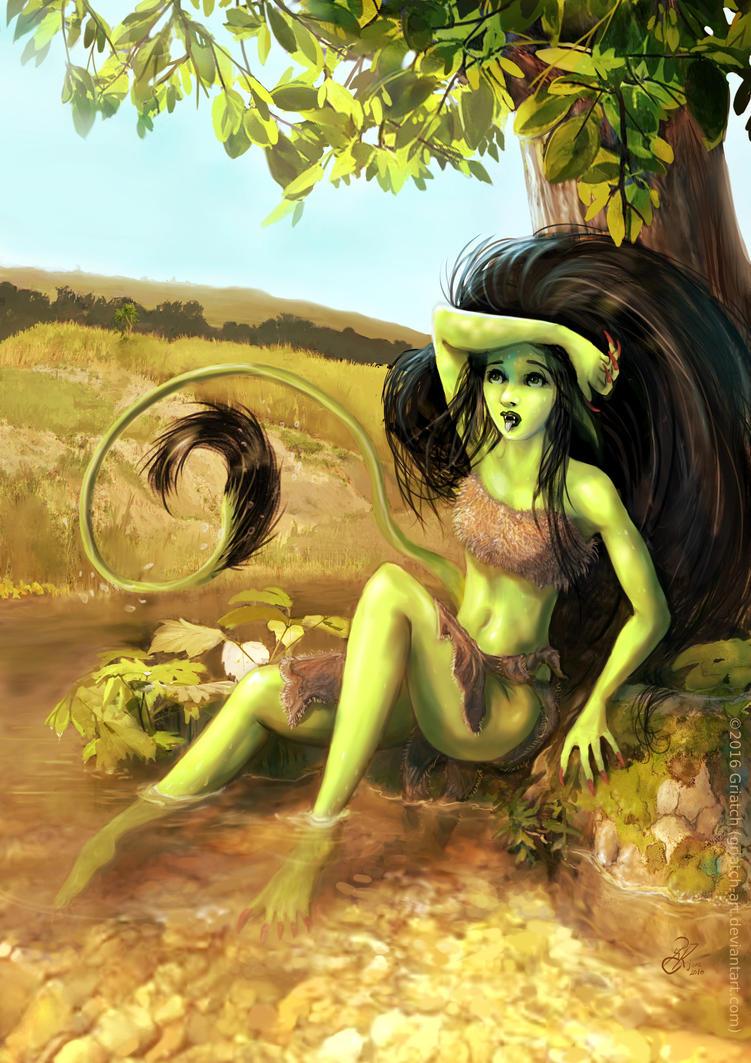 Tan of Trolls by Griatch-art