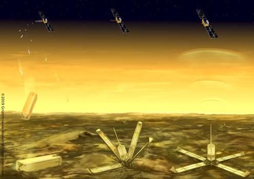 Cupids Arrows (Prospective NASA Venus mission)