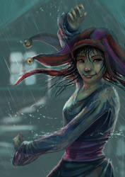 No frowns in Misery 3 - Dance in Rain