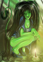 Gifts of trolls by Griatch-art
