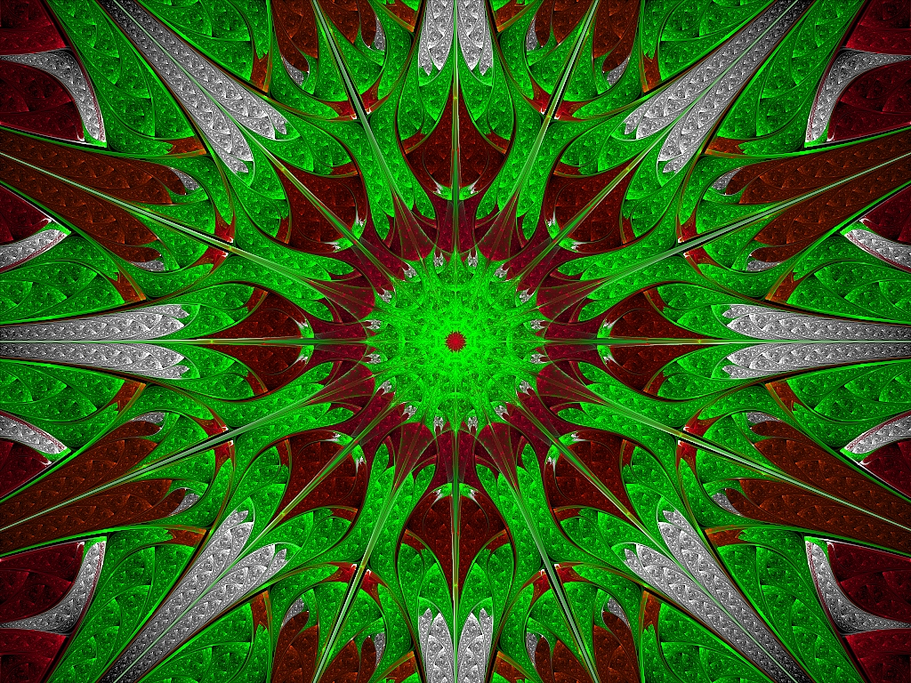 Christmas Wreath by FracFx