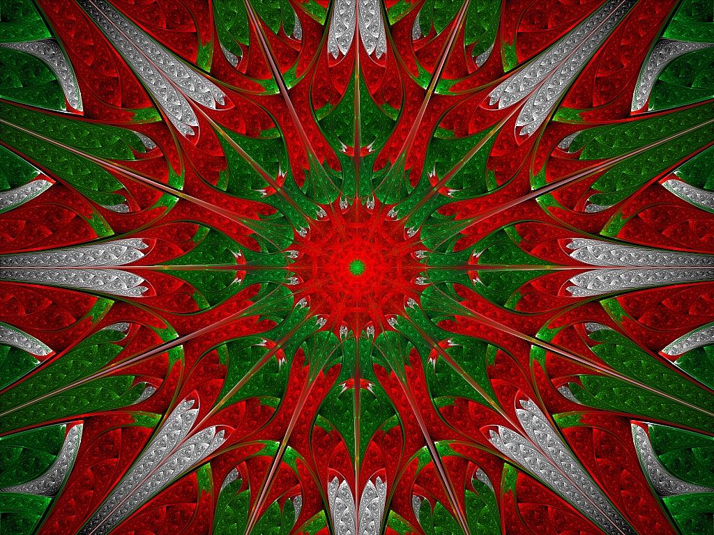 Christmas Wreath 2 by FracFx