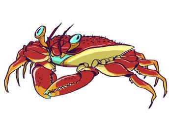 Mistah Crabs
