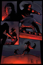 The Watchers' Chronicles: A Good Fold page27 by DimMartin