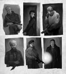Achtung!Cthulhu Portraits