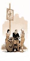 Easy Rider by DimMartin