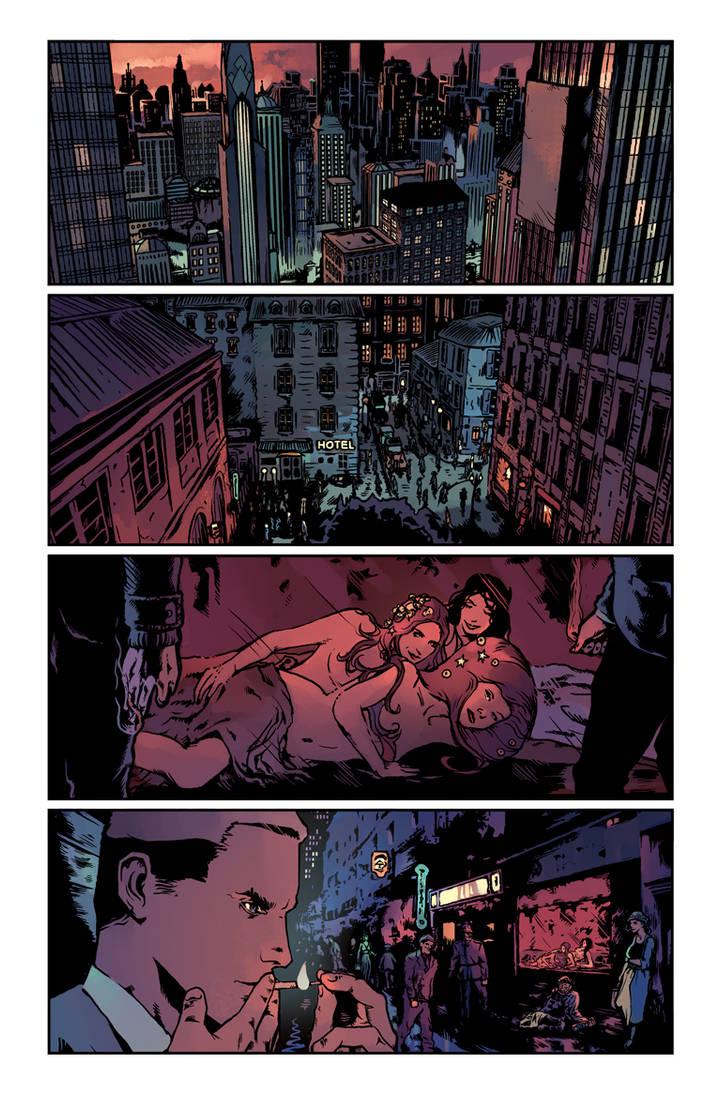Metropolis II Streets (COLORS)