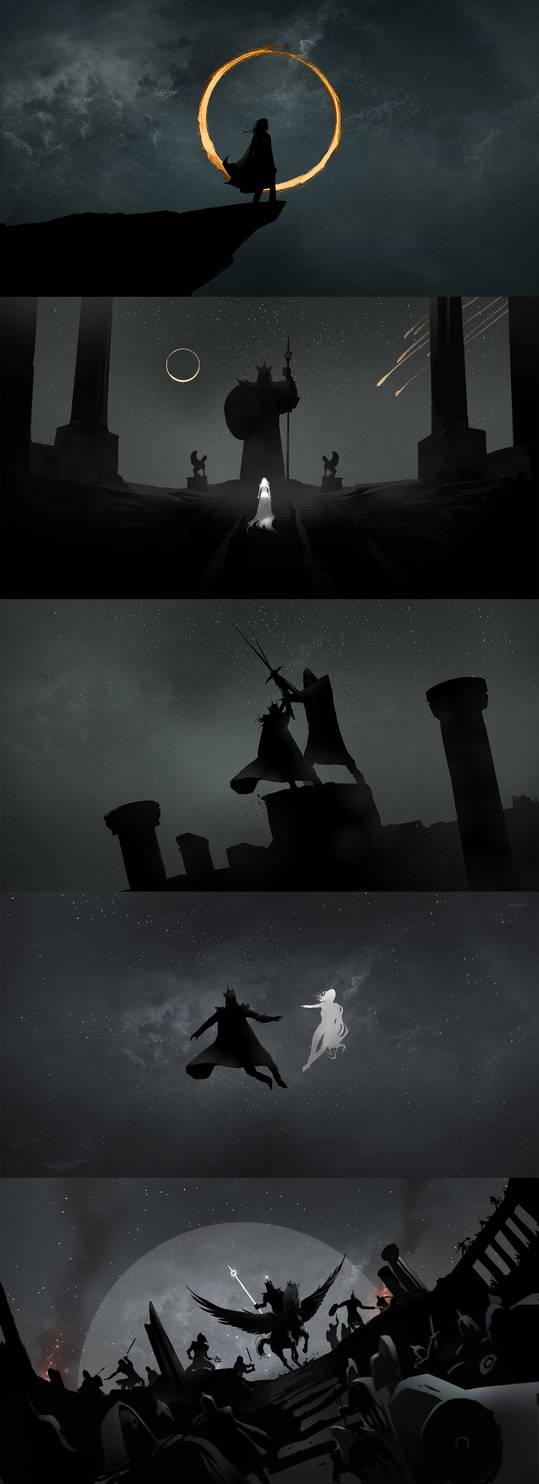 King of a Stellar War