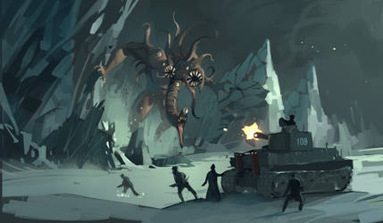 Achtung!Cthulhu goes video gaming!