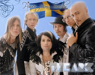 The Ark - power from Sweden