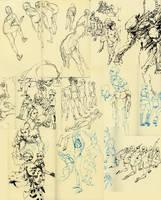 Pen Sketches G