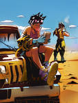 Jubilee and Wolverine marvel team up part 1