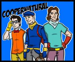 Coopernatural by KingAdam