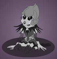 Grey Diamond by ObscureFanArtist