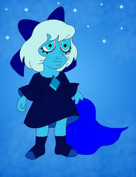 Geode Blue Diamond