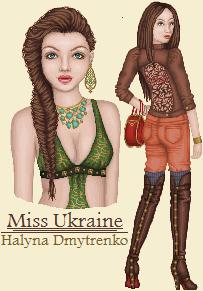 Halyna Dmytrenko MDE 2013 by slightly-caustic