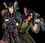 Caoilfhin and Tadhg