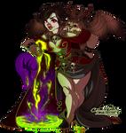 Brigera the Warlock