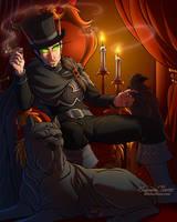 Doctor Heathcliff Dracone by artofcarmen