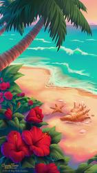 Relaxing Hawaii