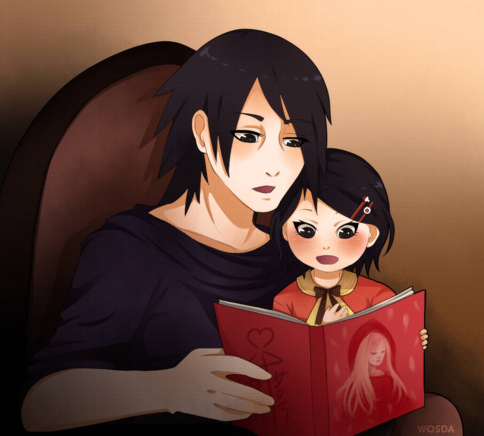 Sasuke and Sarada