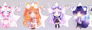 [CLOSED] Kauwi's ADOPTABLES