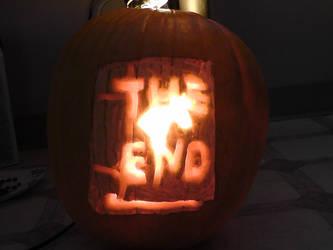Every Bronies Fear: Pumpkin carving by BroTraMan