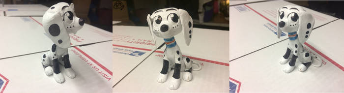 101 Dalmatian Street custom: Dolly by BroTraMan