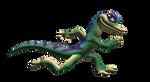 Gex: Enter the Gecko - Gex Run