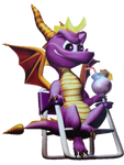 Spyro 2: Ripto's Rage - Relaxing Vacation
